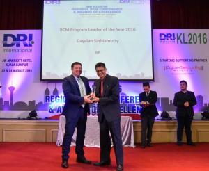 DRIKL2016 Awards Dayalan