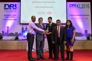 DRIKL2016 Awards HSBC